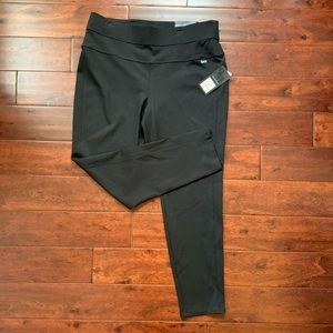 Nine West Woven Pants Black Size 2X